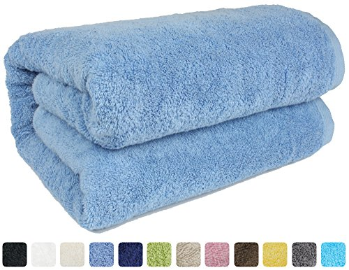 40 X80 Turkish Spa Large Bath Sheet Luxury Eco Friendly